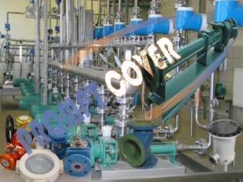 Vopsiri in camp electrostatic de la Prompt-Cover