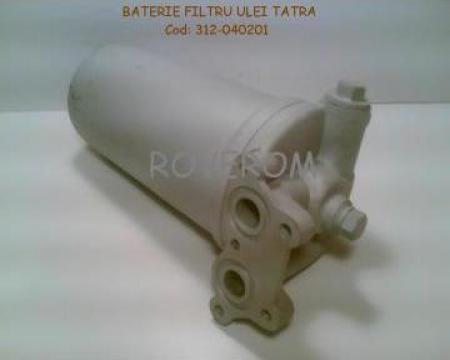 Baterie filtru ulei Tatra T-813; T-815