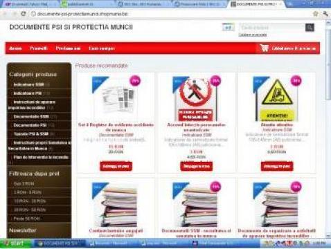 Tipizate PSI si SSM de la PSI - Securitatea Muncii