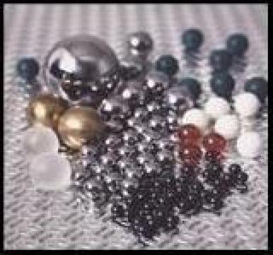 Bile sferice clindrice conice otel inoxidabil Tehnocom Liv