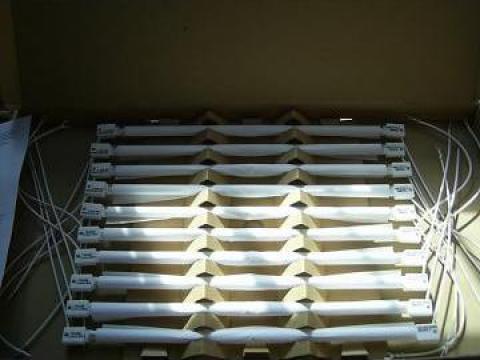 Lampi infrarosu Toshiba halogen suflare sticle PET de la Tehnocom Liv Rezistente Electrice, Etansari Mecanice