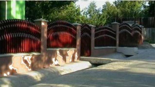 Garduri din lemn G1 de la II. Rotariu Constantin