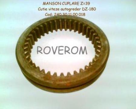 Manson cuplare (Z=39) cutie de viteze DZ-122; DZ-180