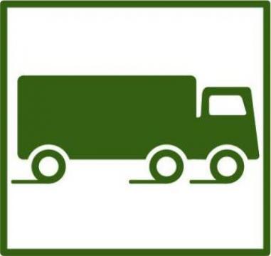 Transport rutier de marfuri generale in grupaj