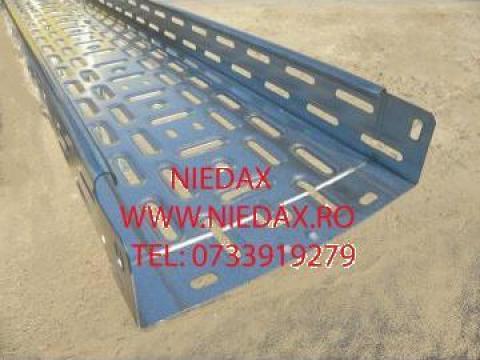 Canal cabluri metalic 50x50mm