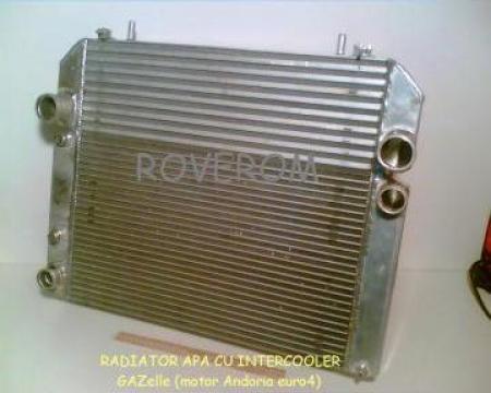 Radiator apa cu intercooler GAZ-3302, GAZelle(Andoria euro4)
