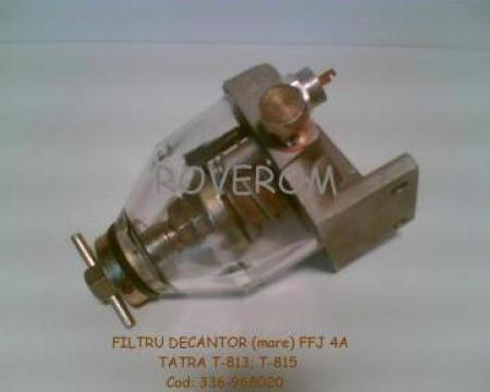 Filtru decantor combustibil (mare) Tatra T-813; 815
