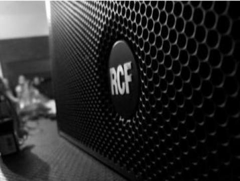 Sonorizare Line Array RCF Piatra Neamt de la Global Electronics Srl