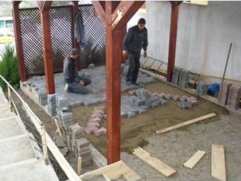 Terase Lemn Iasi Mondial Construct Id 2152457