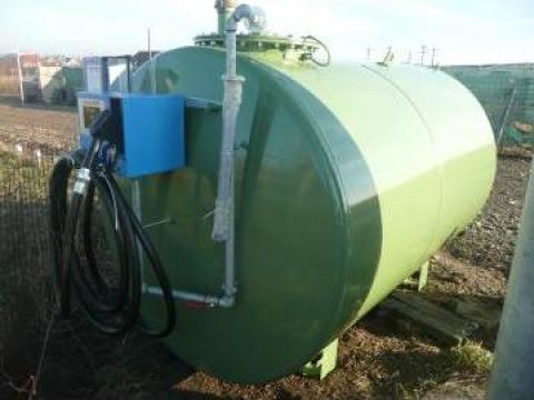 Rezervor motorina 5000 litri dublu perete