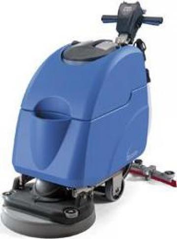 Masina de spalat pardoseli Numatic TTB 4550S de la Tehnic Clean System