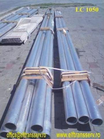 Tuburi din aluminiu pentru Statii electrice ENEL - LC 1050 de la S.c. Elf Trans Serv S.r.l. - Www.elftransserv.ro