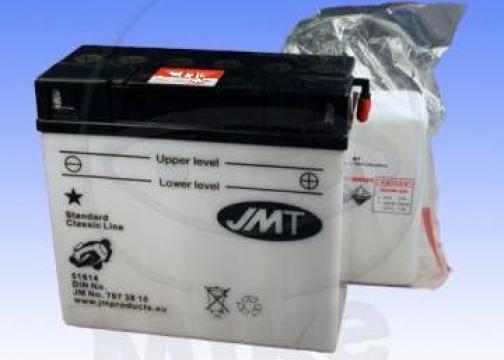 Acumulatori moto JMT, Yuasa si Toplite de la Ambulanta Moto