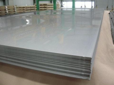 Tabla aluminiu nealiat 0.4x1000x2000 mm, ENAW 1050 H24 de la MRG Stainless Group Srl