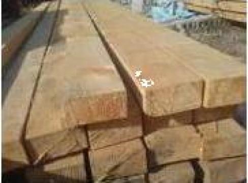 Rigle lemn de brad 8x8-4 ml