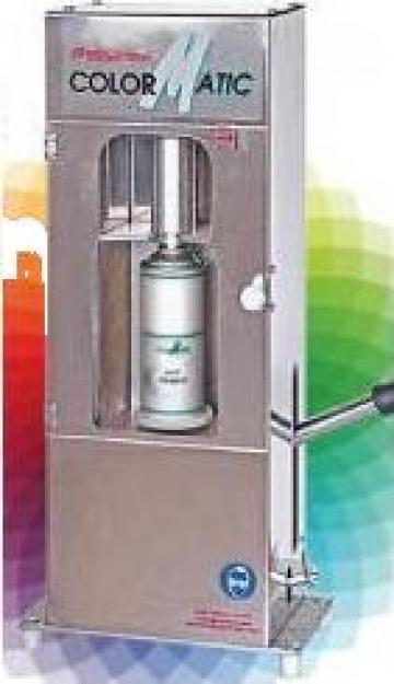 Spray vopsea auto pe codul de culoare de la Awt Transcomex