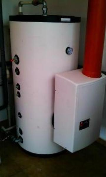 Boiler cu pompa de caldura 300 litri de la Ecoinstal IT Consult Srl