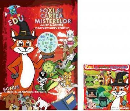 Software educational Foxi si cartea misterelor