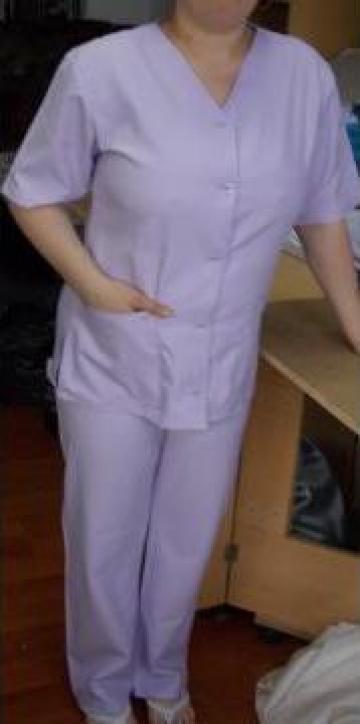 Uniforma medicala lila de la Johnny Srl.