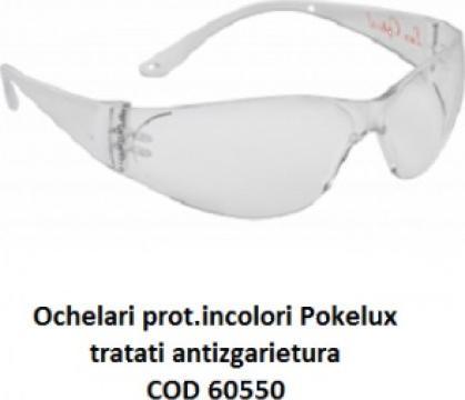 Ochelari protectie antiaburire 60550