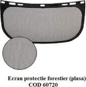 Ecran grilaj de protectie forestier de la Katanca Srl