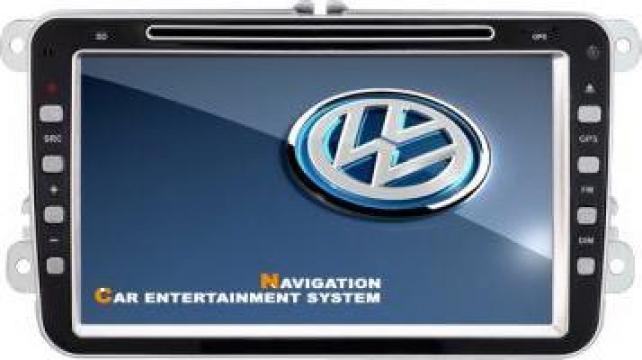 Navigatie dedicata Volkswagen Passat B7 de la Excelent Auto Srl