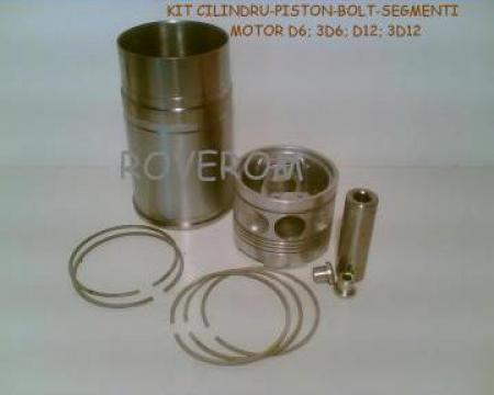 Set reparatie motor naval D6; 3D6, D12, 3D12
