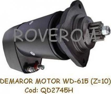 Demaror (QD2745H) motor WD-615 (Steyr)