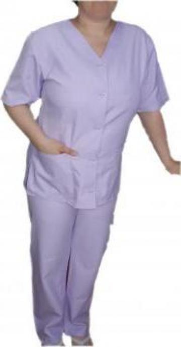 Costum medical baieti si fete colorat de la Johnny Srl.