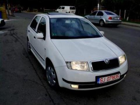 Skoda Fabia GPL + Benzina