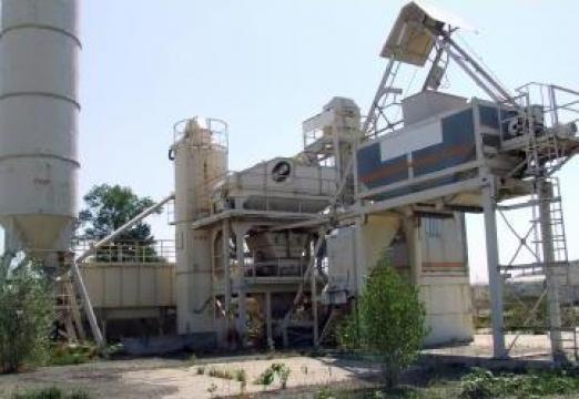 Statie asfalt second hand 80 t/h Wibau 1998/2012 de la Sc Tar Mv Srl