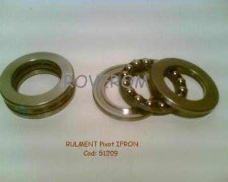 Rulment 51209 (45x73x20 mm) (pivot Ifron) de la Roverom Srl