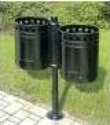 Cos de gunoi stradal 3464