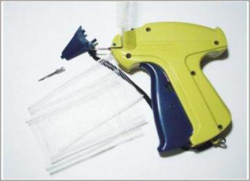 Fire plastic pentru pistol etichetat