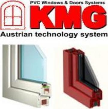 Profile tamplarie pvc KMG