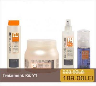 Tratamente profesionale de par de la Sinergy Cosmetics