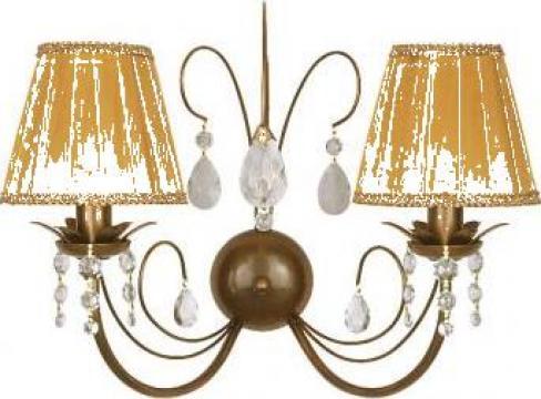 Aplica Golden Silk2 1235 de la Settimo Concept