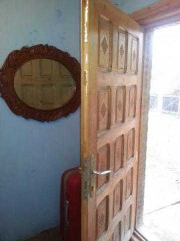 Tamplarie lemn, usi si ferestre de la