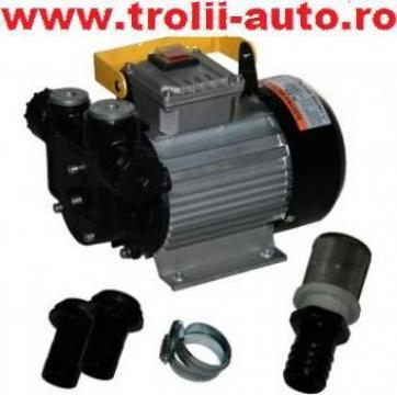 Pompa transfer combustibil 60L/min de la Trolii-auto.ro