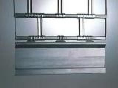 Grilaj din otel - retea cu tub drept Constanta de la Gamaterm Design