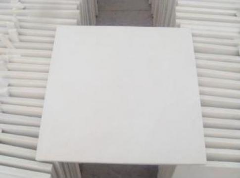 Marmura alba de la Qingdao Top Stone Co., Ltd
