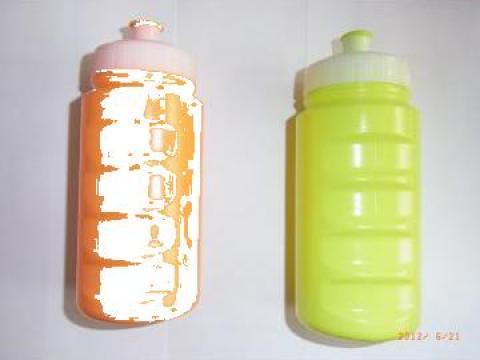 Sticla plastic 0,5 l cu suctiune