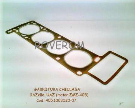Garnitura chiulasa (motor ZMZ-405) GAZelle, UAZ