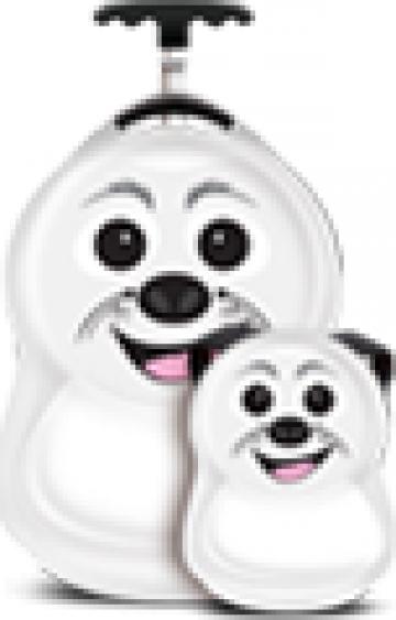 Ghiozdan copii Cubbi the Seal, Cuties and Pals de la Stiki Concept Srl