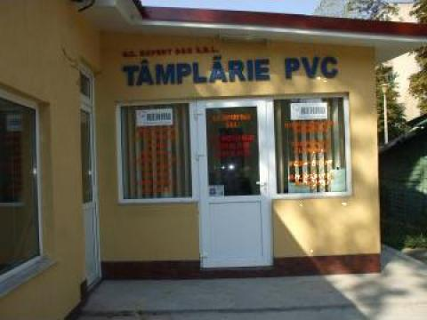 Tamplarie pvc Rehau, confectii fier forjat, gratii ferestre de la Expert D&G Srl