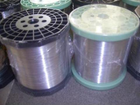 Sarma nichelina Cuprothal la termocuple cabluri de la Tehnocom Liv Rezistente Electrice, Etansari Mecanice