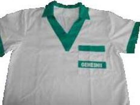 Tricouri pentru vanzatori personalizate de la Johnny Srl.