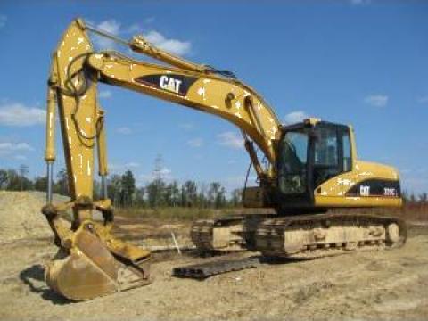 Excavator 2001 CAT 320CL de la Rh Engineering Solutions Ltd
