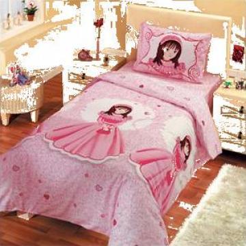 Lenjerie de pat copii de la Johnny Srl.