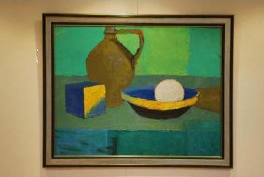 Pictura ulei pe panza de la Galeria De Arta 34artshop